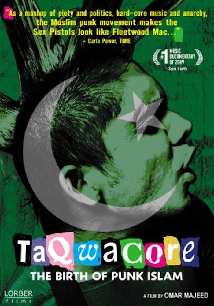 Taqwacore - The Birth Of Punk Islam